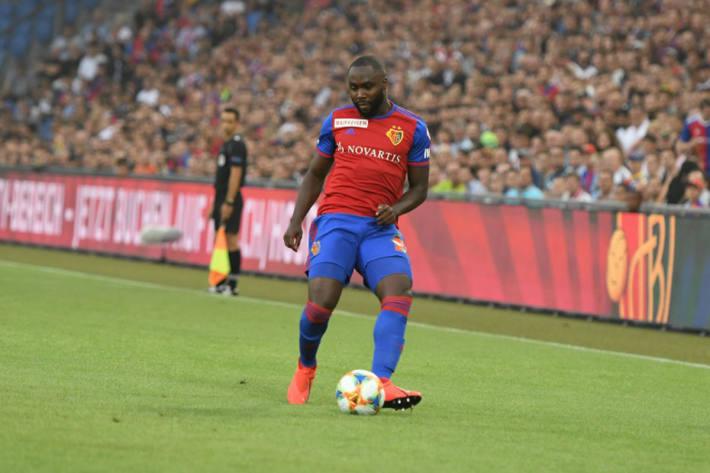 Eder Balanta verlässt den FC Basel.