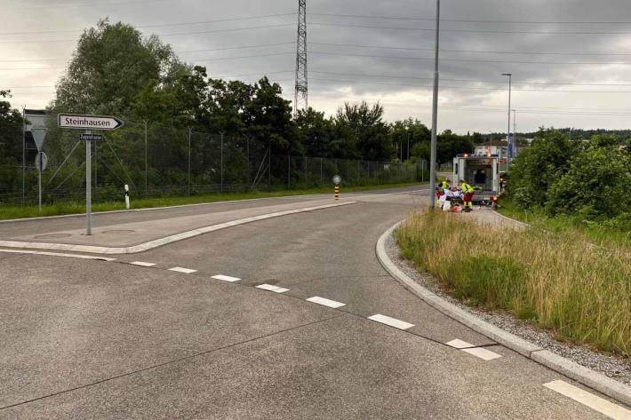 Widersprüchliche Aussagen nach Unfall in Steinhausen