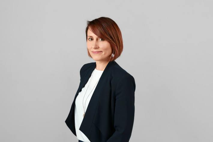 Neue Herausforderung für Andrea Bergmann