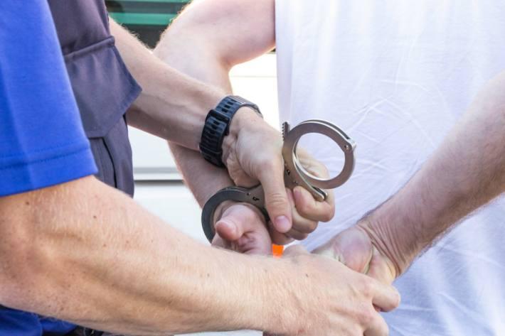 Zwei Holfadendiebe wurden in Ganterschwil SG verhaftet. (Symbolbild)