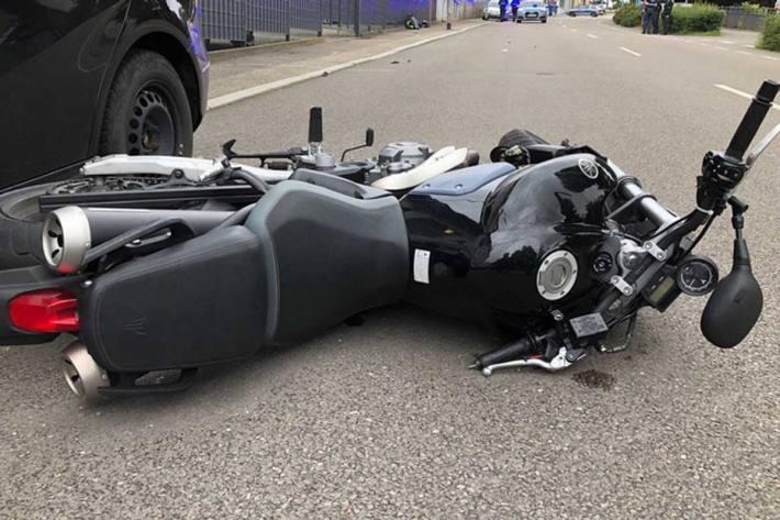Tödlicher Motorradunfall in Pirmasens