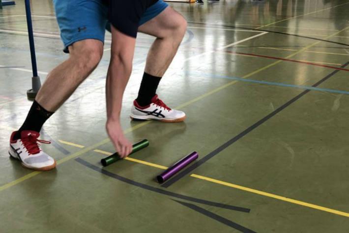 Sport ist für die Gesundheit sehr wichtig.