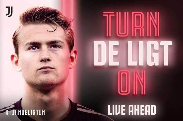 Matthijs De Ligt wechselt zu Juventus.