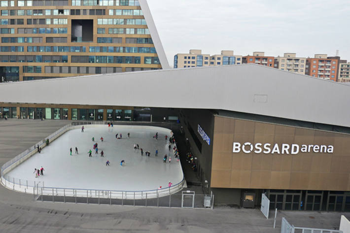 Bossard Arena in Zug