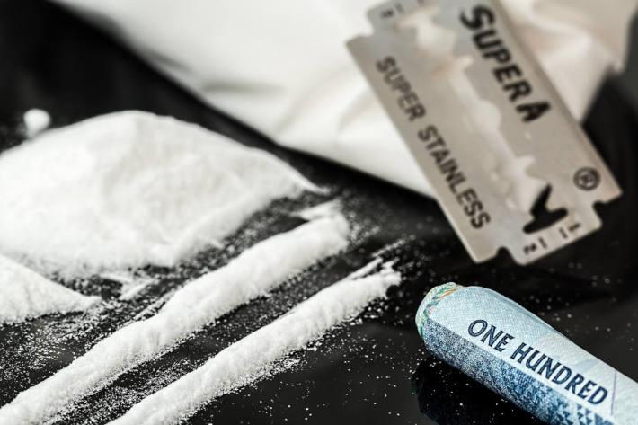 Symbolbild Drogen