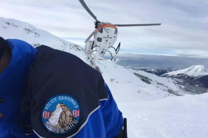 Vorsicht im Gebirge aufgrund vorhandener Schneemengen