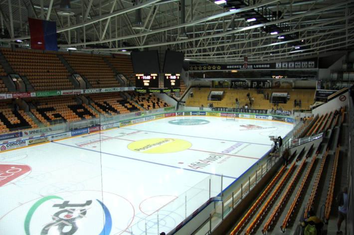 Cornèr Arena - ehemals Resega