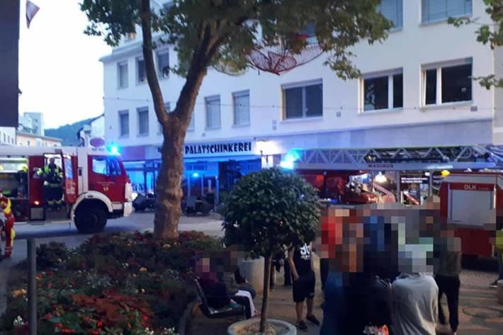 Gestern kam es in einem Mehrparteienhaus in Villach zu einem Brand
