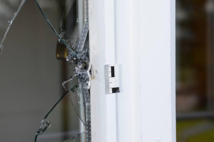 Einbrecher sind in Triesen FL in ein Wohnhaus eingebrochen.
