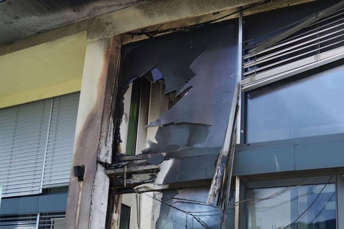 Die Brandursache ist in Kriens Gegenstand der laufenden Ermittlungen