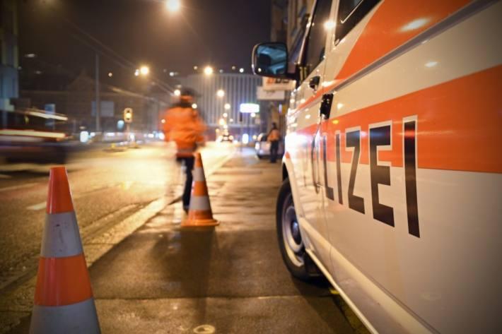 Zwei Personen mussten letzte Nacht in der Stadt St. Gallen in Gewahrsam genommen werden.