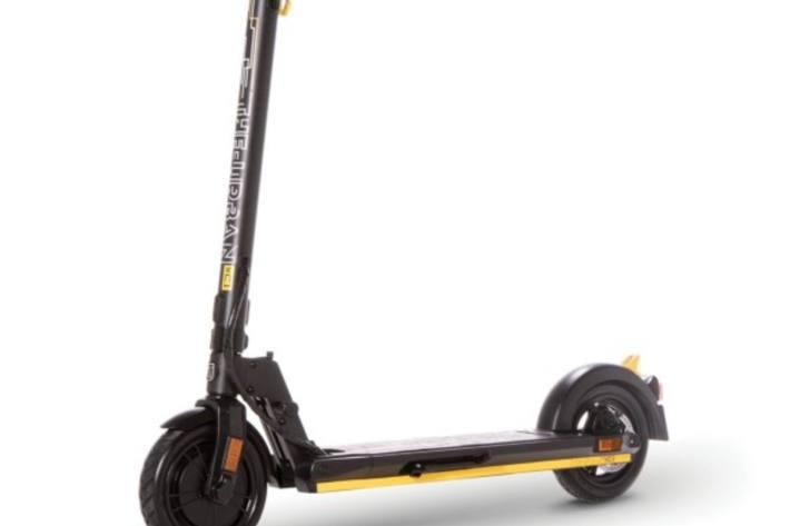 Dieser Roller wird aus Sicherheitsgründen zurückgerufen.