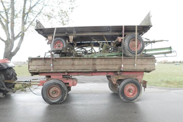 Fahrzeuggespann mit diversen Verstößen bei Schwarmstedt