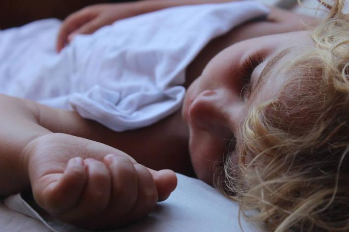 Nicht nur für die Kleinsten ist gesundes Schlafen wichtig.