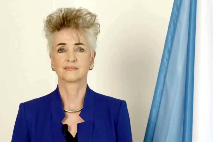 Die Zürcher Regierungspräsidentin Carmen Walker Späh