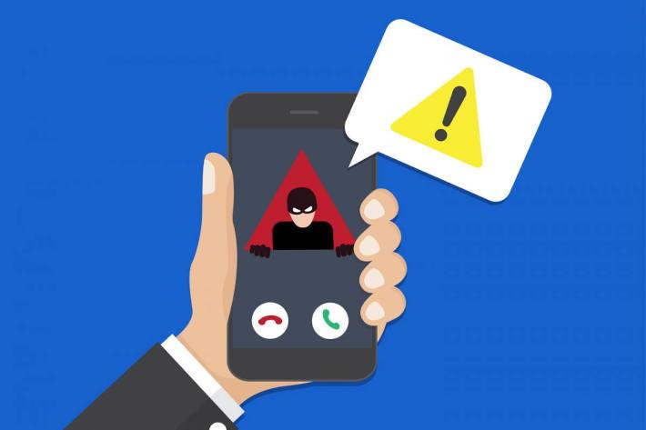 Symbolbild – Telefonbetrug