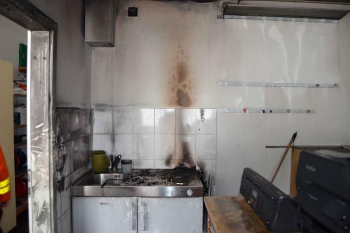 In Gais AR brannte gestern eine Kaffemaschine.