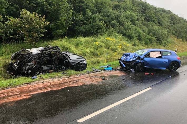 Tödlicher Verkehrsunfall in Irrhausen