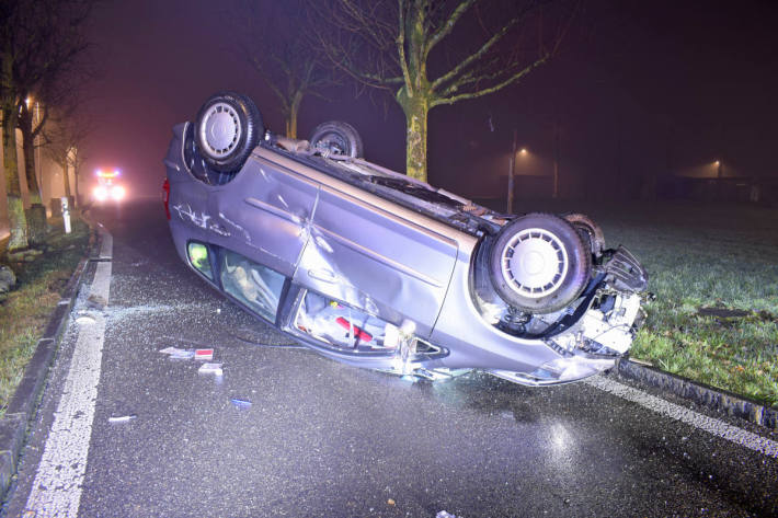 Unfallfahrzeug