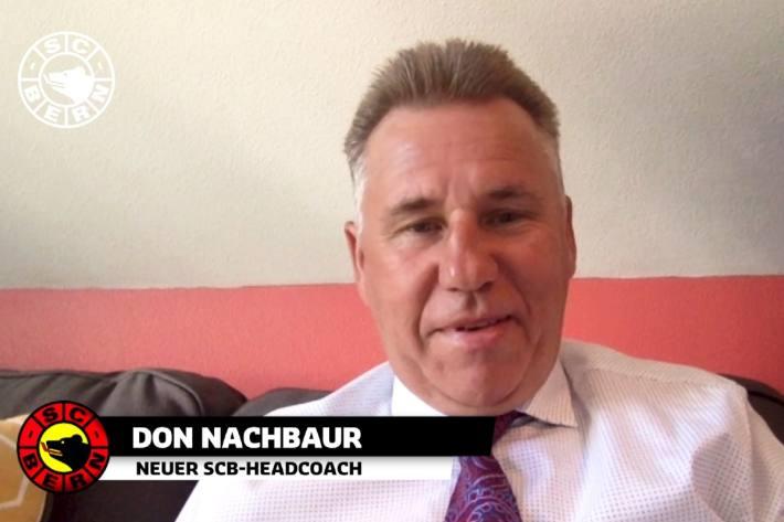 Don Nachbaur ist der neue Headcoach beim SC Bern