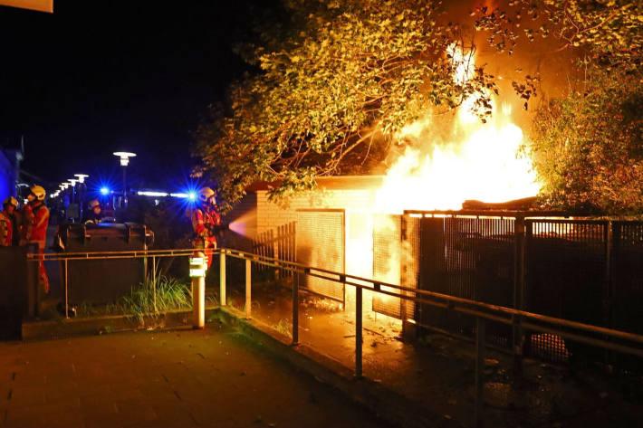 Serie von Brandstiftungen in Lüneburg