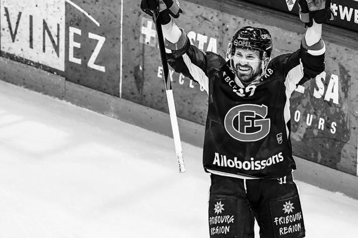 Andrei Bykov bleibt in Fribourg.