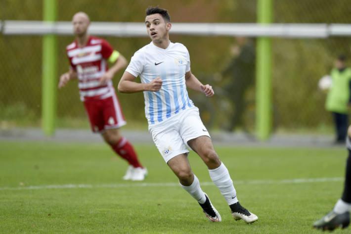 Lavdrim Rexhepi wechselt zum FC Rapperswil-Jona