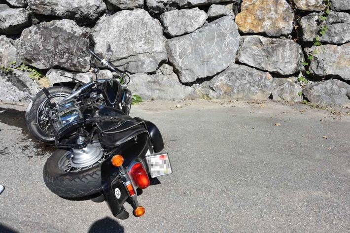 Tödlicher Motorradunfall in Gähwil