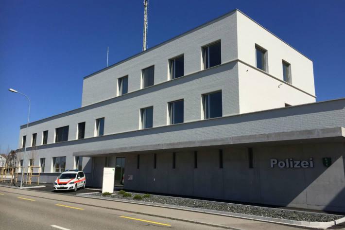 Neue Polizeistation Wil