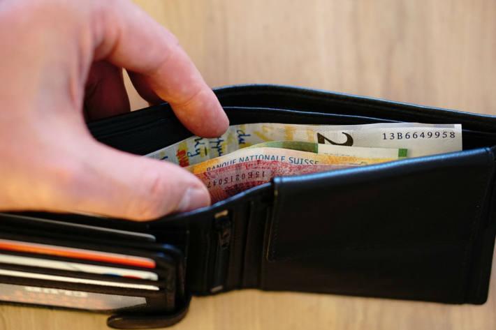 Die Schweiz steckt in einer Wirtschaftskrise