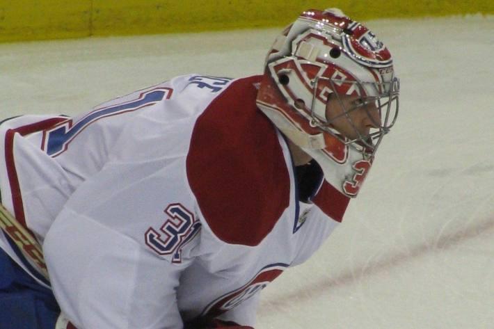 Montreals Torhüter Carey Price.