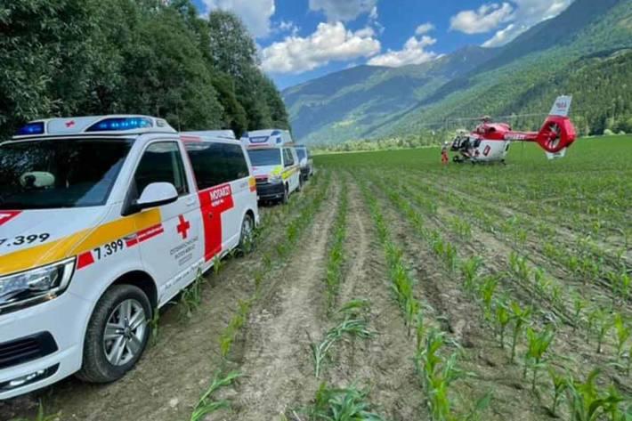 Unfall mit Kajak in Greifenburg