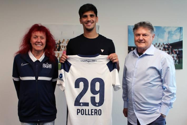 Rodrigo Pollero wechselt zum FC Zürich