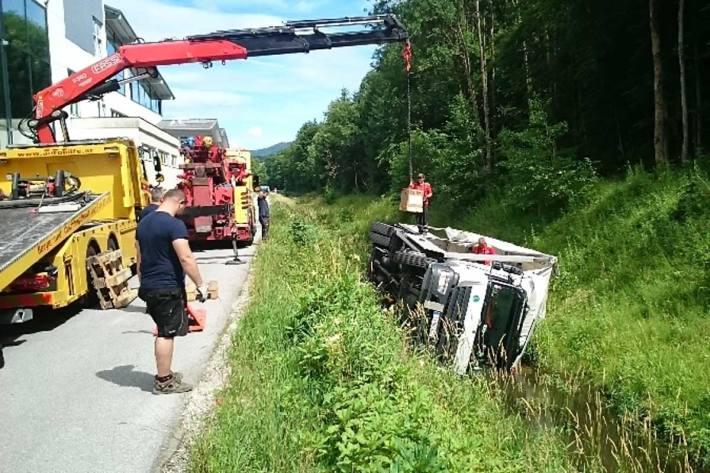 Unfall in Bergheim
