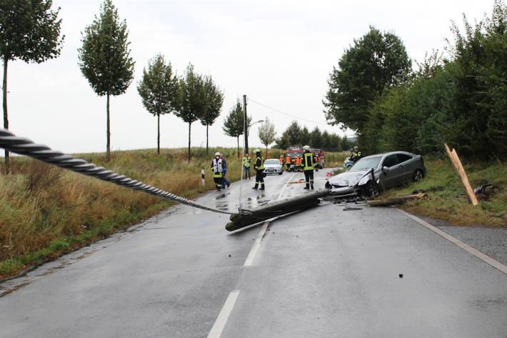 Mercedes-Fahrer (49) alkoholisiert und ohne gültige Fahrerlaubnis