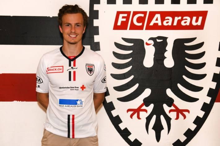 Léon Bergsma wechselt zum FC Aarau.