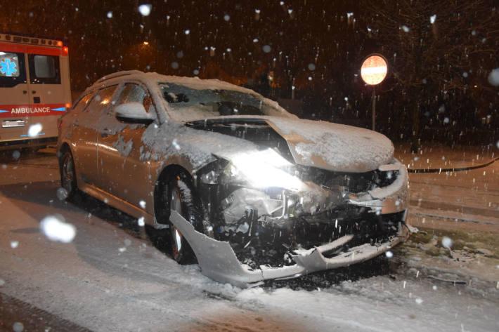 Über ein Dutzend Verkehrsunfälle im Kanton St. Gallen