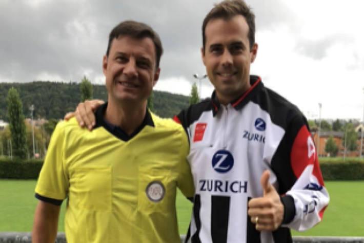 Antonio Di Cerbo und Andreas Koch