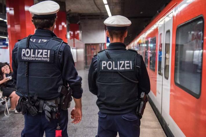 Festnahme nach Schlägen und Tritten in München