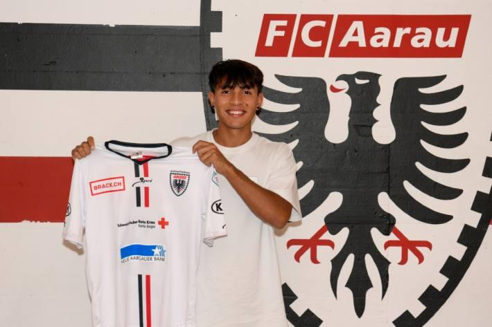Randy Schneider wechselt zum FC Aarau.
