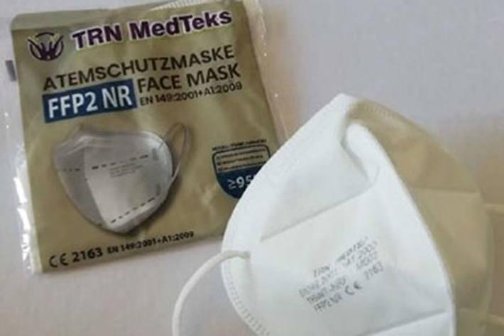 TRN MedTeks Face Mask