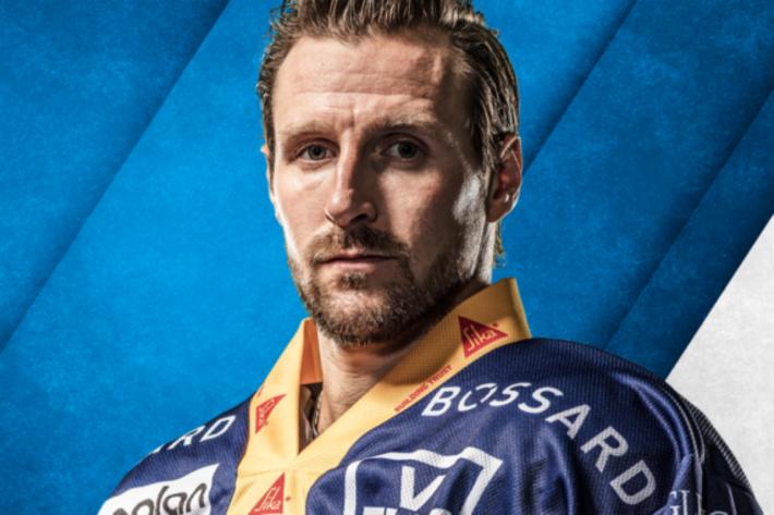 David McIntyre wechselt nach Lugano.