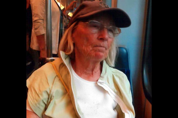 Die Vermisst Ruth B. aus Pontresina