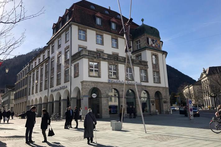 Graubündner Kantonalbank in Chur