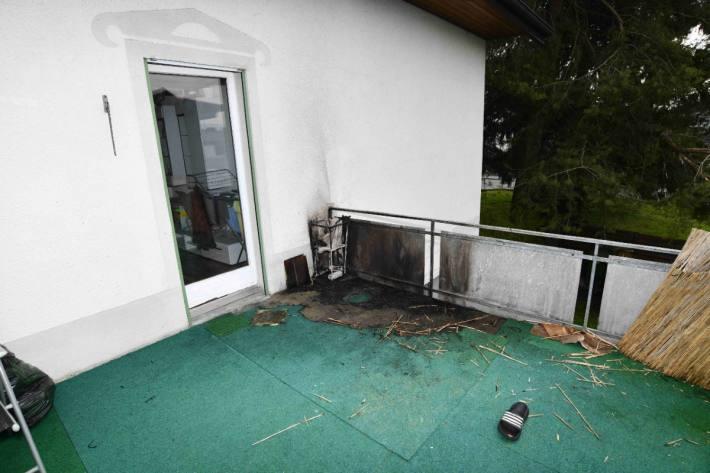 Eine Explosion konnte gestern in Diepoldsau SG verhindert werden.
