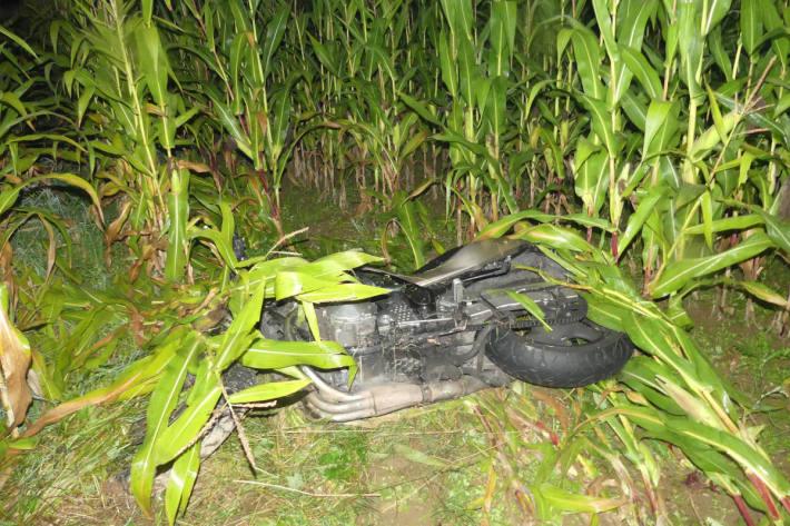 Schwelmer landete schwerverletzt im Maisfeld