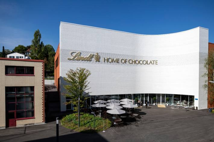 Lindt - Home of Chocolate -