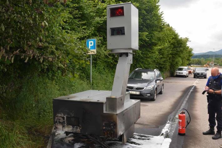 Der Sachschaden beträgt in in Eppenberg-Wöschnau mehrere 10000 Franken