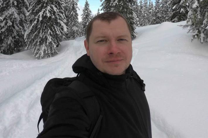 Piotr Wozniakowski aus Baar