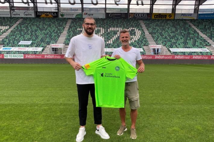 Lukas Watkowiak wechselt zum FC St. Gallen